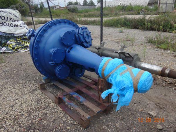 Химический реактор эмалированный объём 250 литров