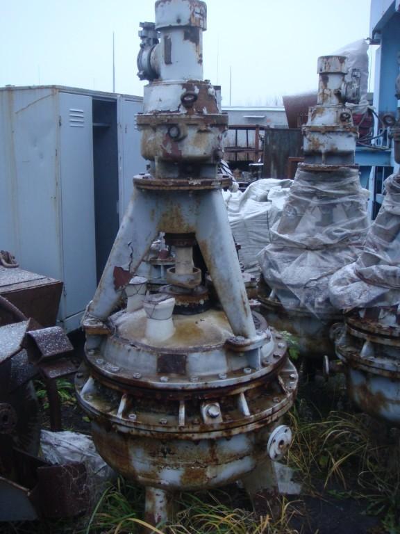 Реактор керамический с обогревом объём 50 литров