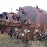 Химический реактор объём 25 000 литров