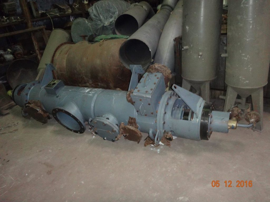 Роторно вакуумная сушилка тип DT 100 Conti (Dryer)