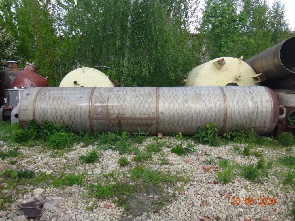 Ректификационная колонна насыпная
