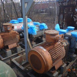 Насос фирмы Siemens тип 2BA3 829-9H