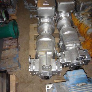 Шестеренчатый насос MAAG Pump серии Cinox 70/70