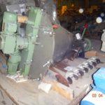 Конический планетарно шнековый смеситель тип DBXE-200R