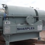 Центрифуга (декантер) SHARPLES P2000 VME Super-D-Canter