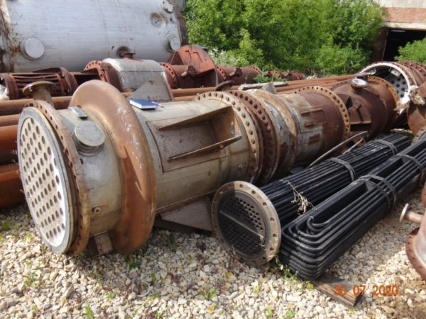 Теплообменник тип 800 ТКВ-0,6-М567