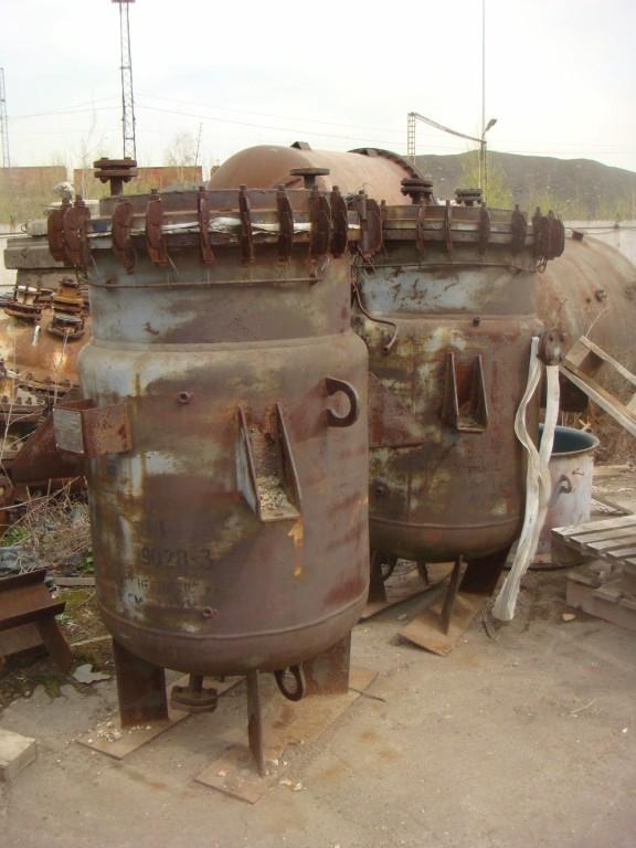 Теплообменник стальной эмалированный