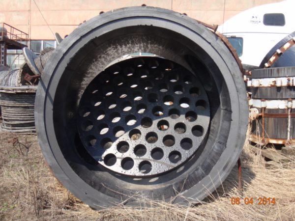Царги для аппаратов колонного типа графитовые диаметр от 600 до 1000 мм