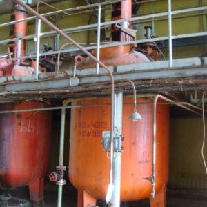 Химический реактор объём 6,3 м.куб.