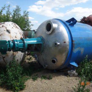 Химический реактор объём 7 000 литров