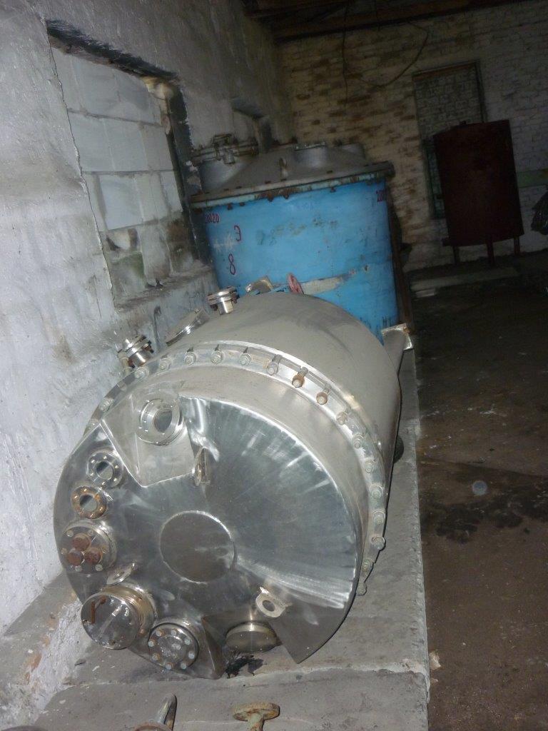 Ферментатор М1Т объём 630 литров
