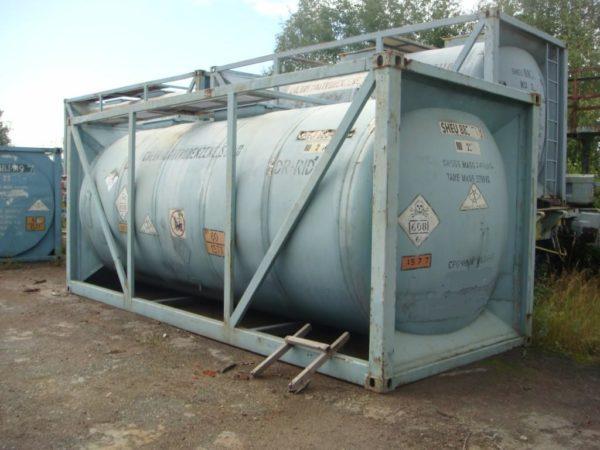 Танк Контейнер объём 20 000 литров