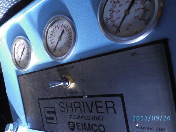 Фильтр пресс EIMCO SHRIVER