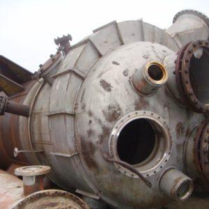 Реактор окисления метанола