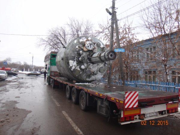 Аппарат стальной эмалированный тип СЭрн 25-3-12