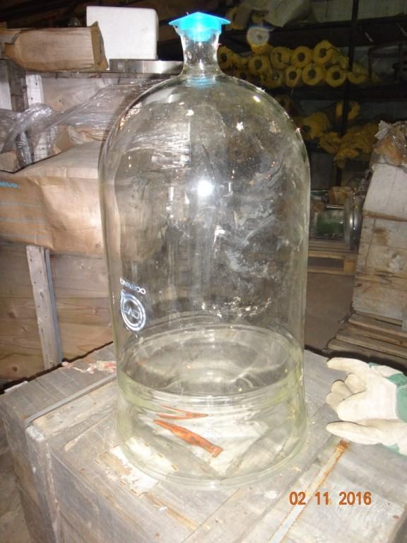 Изделия из боросиликатного стекла фирмы QVF CORNING