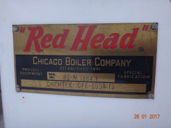 "Бисерная мельница модель 8 – РЕ ""Red Head"""