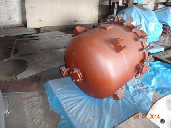 Реактор эмалированный объём 160 литров