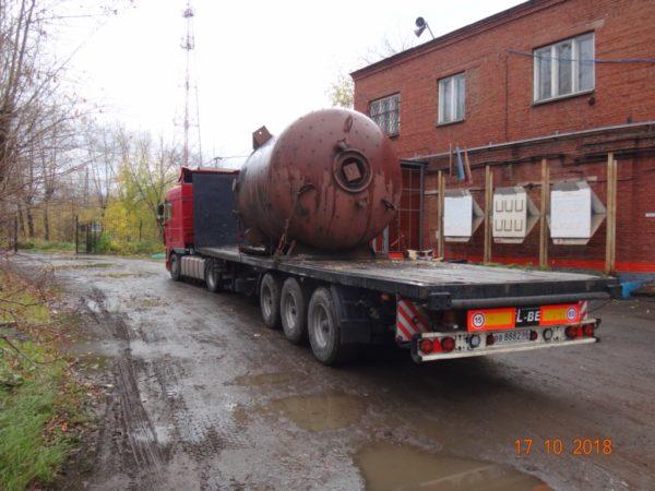Химический реактор тип СЭрн 16-03-12