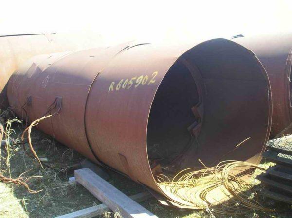 Резервуар вертикальный стальной северное исполнение РВСС-200