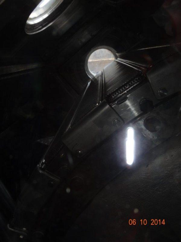 Барабанный вакуумный фильтр Mitsubishi