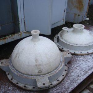 Сборник керамический без обогрева объём 50 литров
