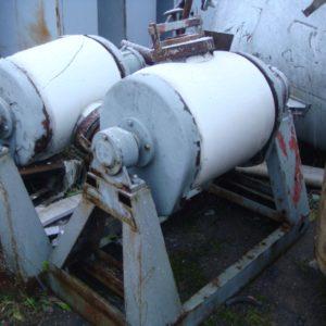 Мельница шаровая фарфоровая объём 50 литров
