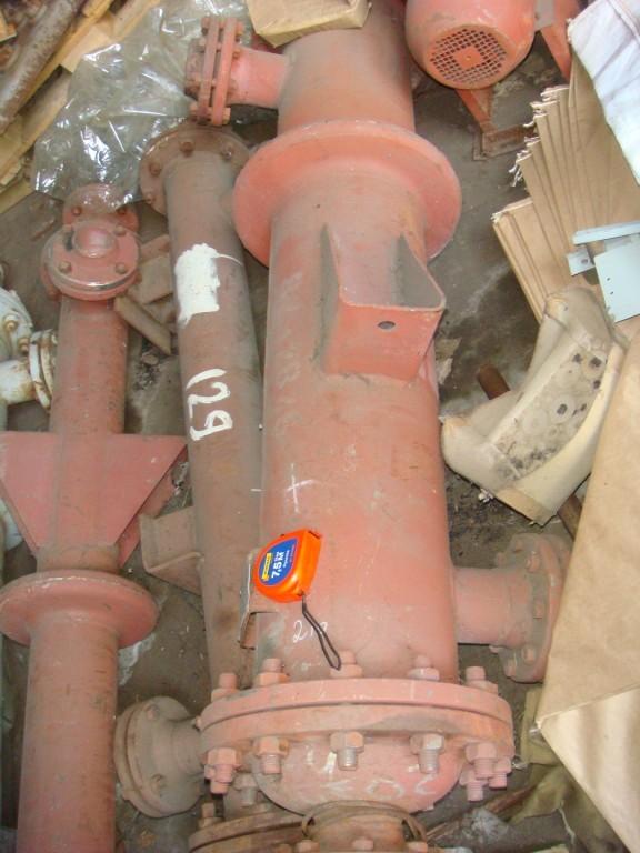 Теплообменник кожухотрубный F=1,5~2 м.кв