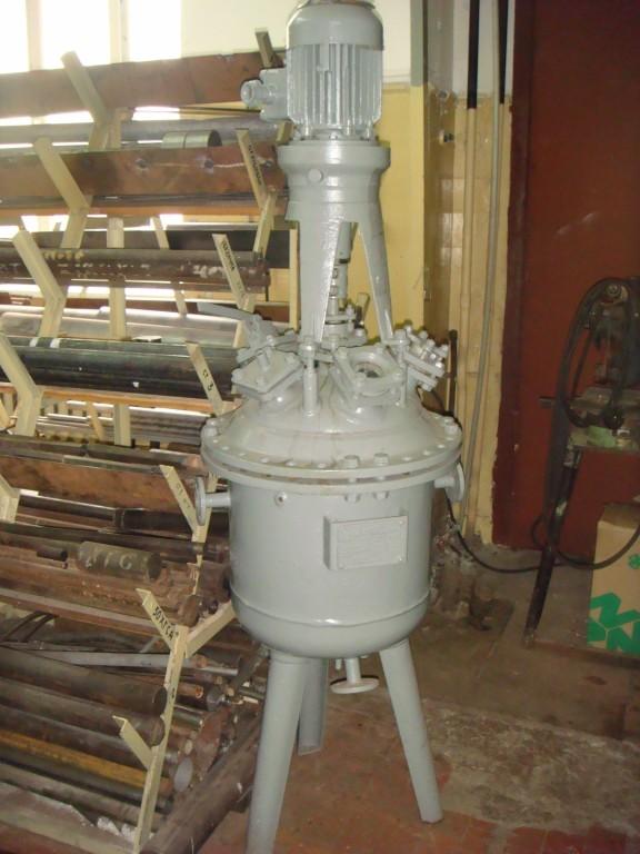 Аппарат с перемешивающим устройством объём 50 литров