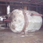 Аппарат с перемешивающим устройством объём 12,5 м.куб