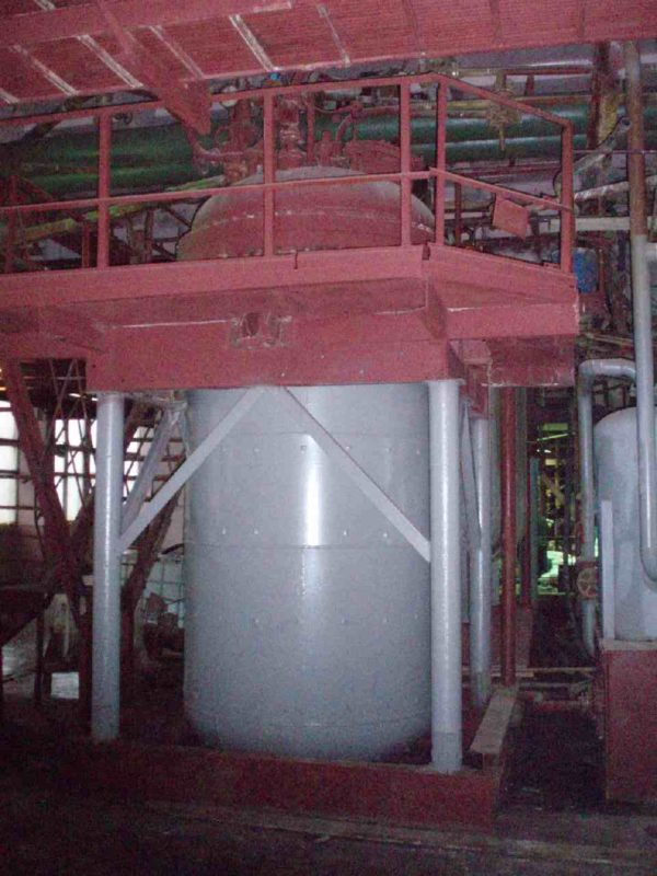 Реактор объём 5,04 м.куб.
